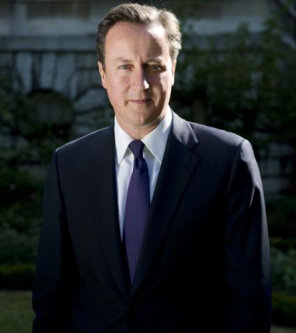 Storbritannias statsminister David Cameron. Foto: wikimedia