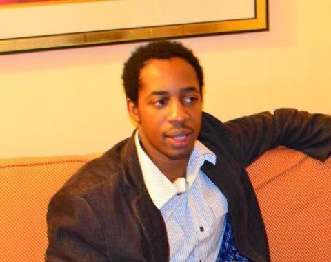 Gilbert Makore er leder for PWYP Zimbabwe.