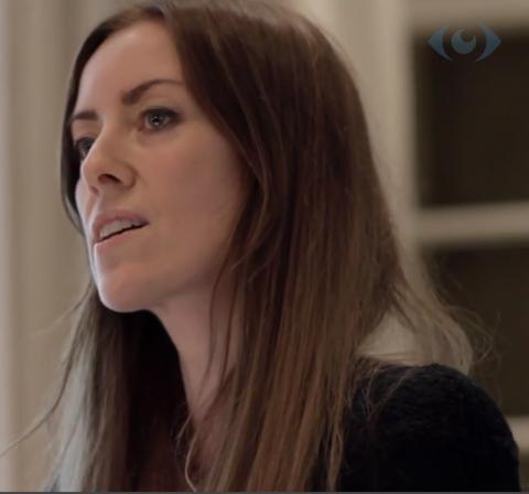 Generalsekretær i PWYP Norge, Mona Thowsen. Foto: Mechanics film