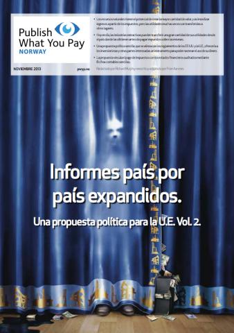 Klikk her for å lese rapporten på spansk